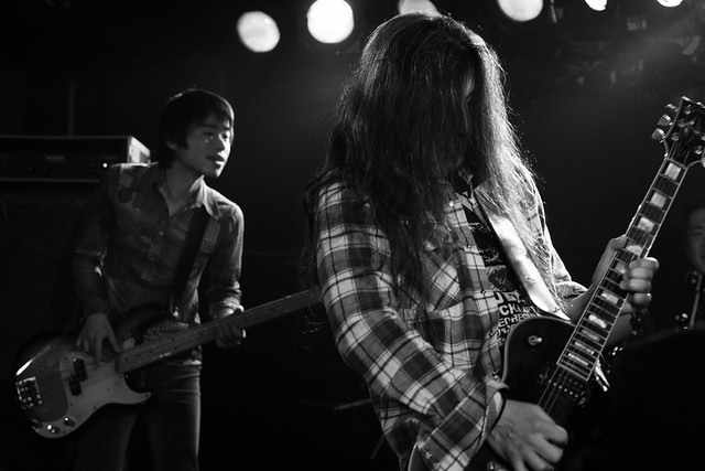THE NICE live at Outbreak, Tokyo, 02 Apr 2015. 292