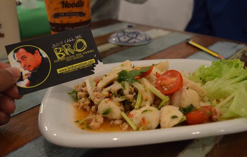 Yum Meatball - Menu Terkini Boat Noodle 2015