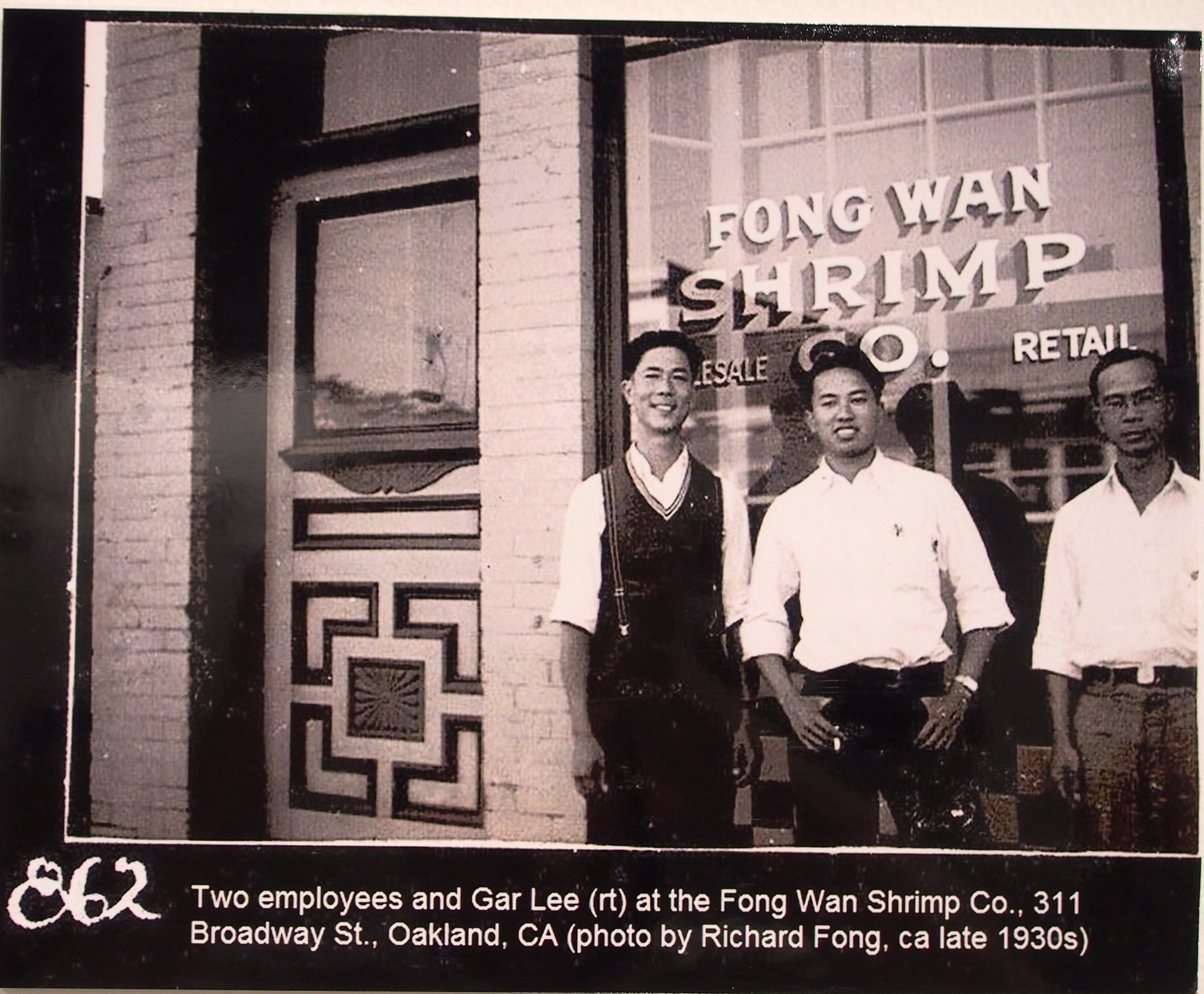 fong wan shrimp co 1930s