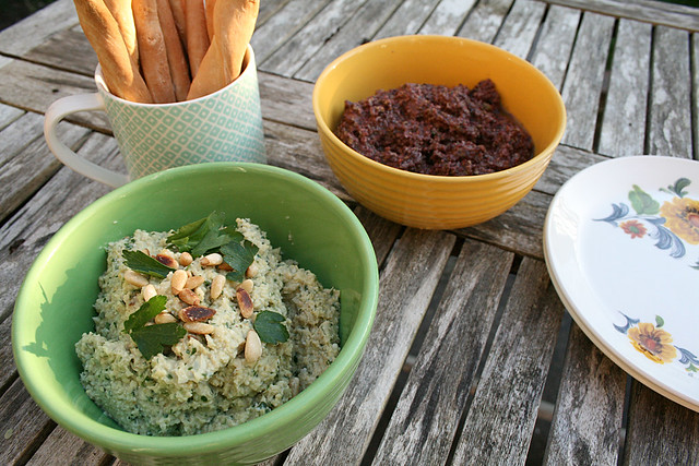 cooks challenge: dips