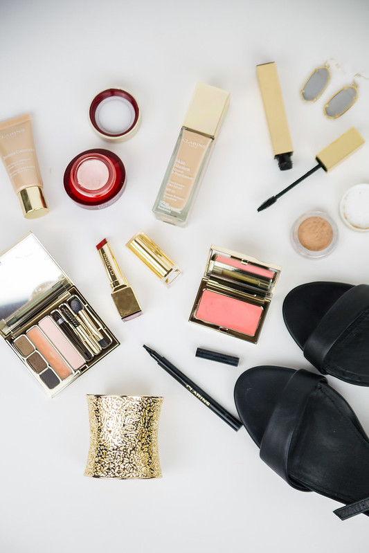 Clarins 15 Minutes to Fabulous Look