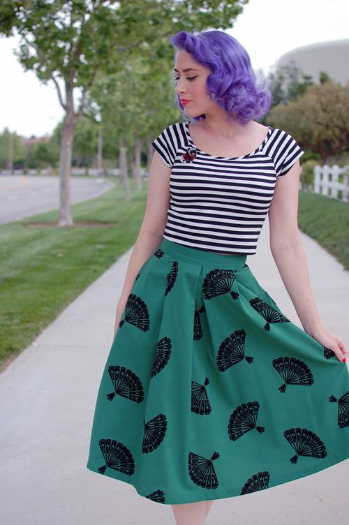Tatyana Fanny skirt