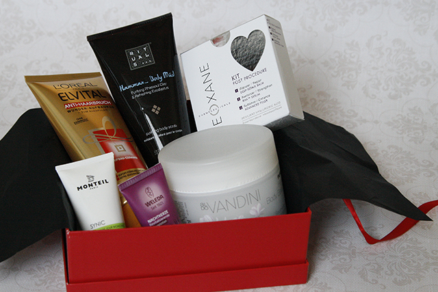 Gala Beauty Box März