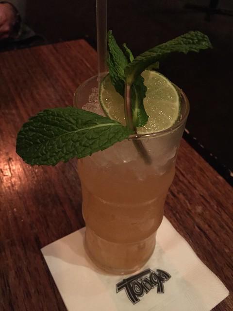 Mai Tai cocktail - Tonga Room