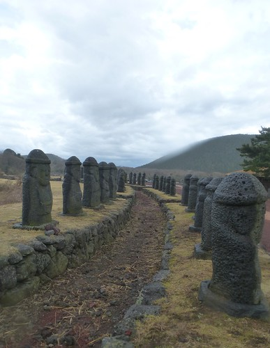 Co-Jejudo-Jeju-tour-Parc des pierres (70)