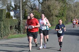 Bohermeen Half Marathon 2015 - First Loop