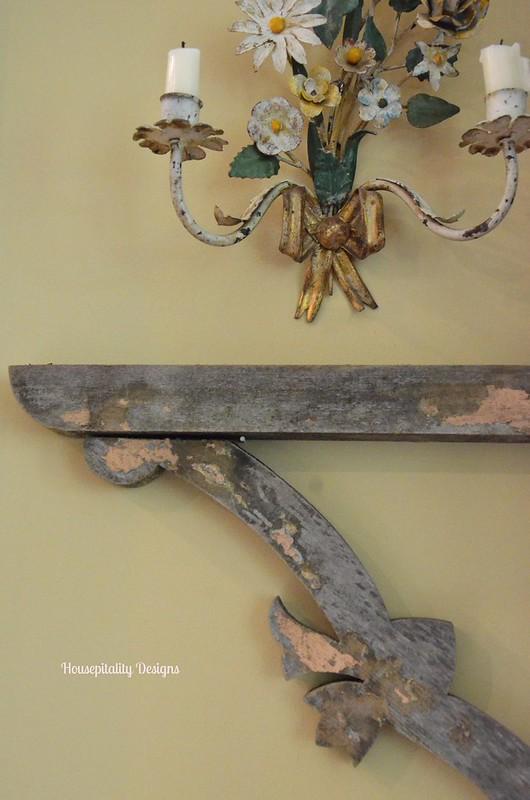 Vintage Wood Brackets-Housepitality Designs
