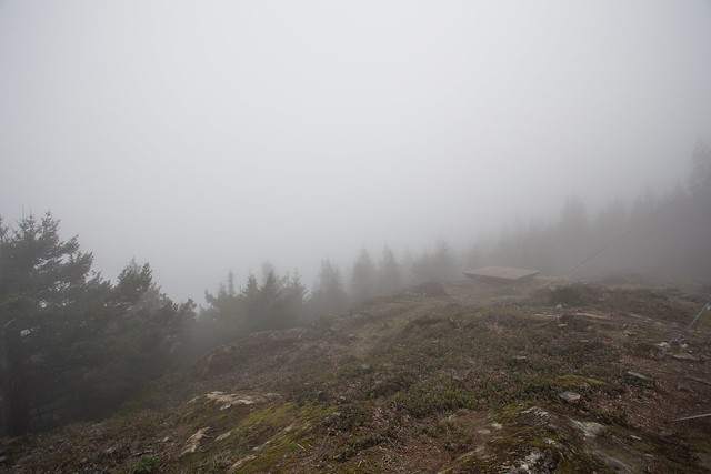 No view today from Summit