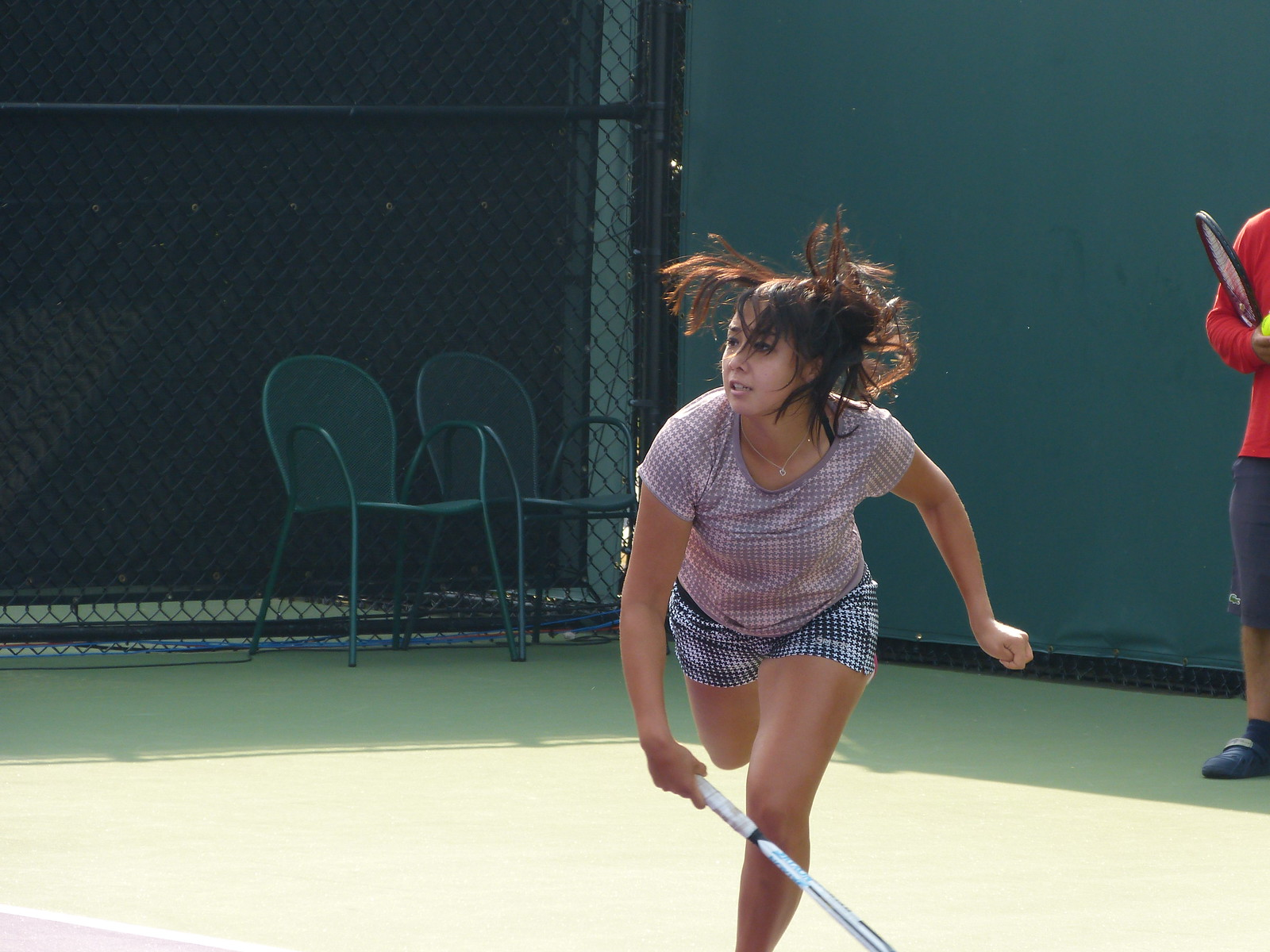 Zarina Diyas 2015 Itau Miami Open March 27