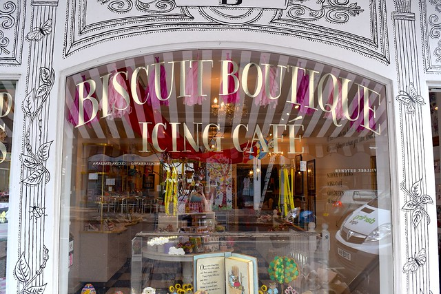 Biscuiteers Icing Cafe Notting Hill
