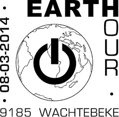 06 EARTH HOUR Wachtebeke