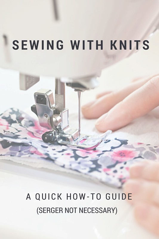 sewing with knits guide
