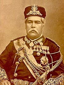 sultan sir abu bakar, johore
