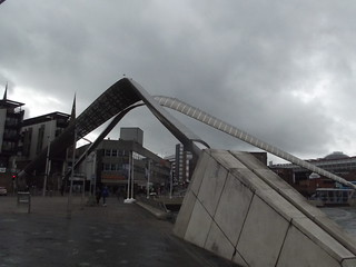 Whittle Arches - Millennium Place, Coventry