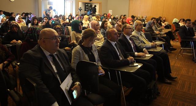 İŞKUR Temsilcileri Üsküdar Üniversitesi'nde Panelde konuştu.  2