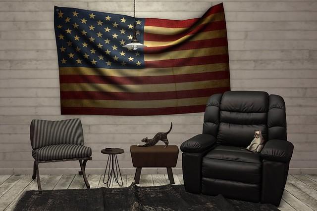 Smokers Room