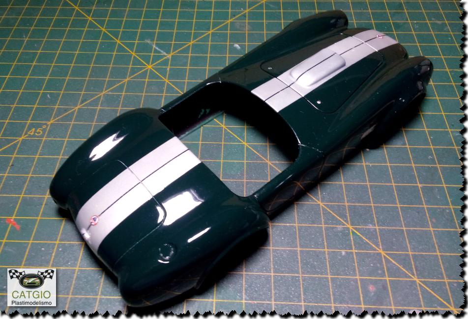 Shelby Cobra S/C - Revell - 01/24 - Finalizado 24/04 - Página 2 17021136859_a39d2358c5_o