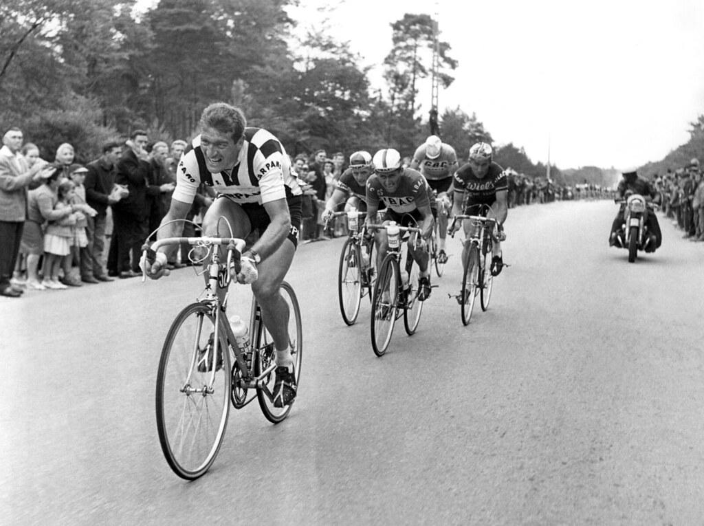 Tour De France 1963 Rouan - Rennes
