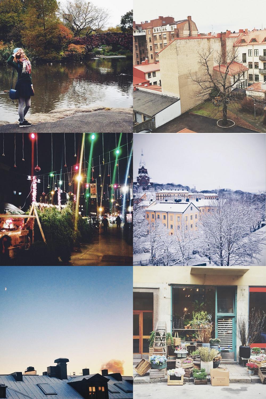 winter through my instagram.