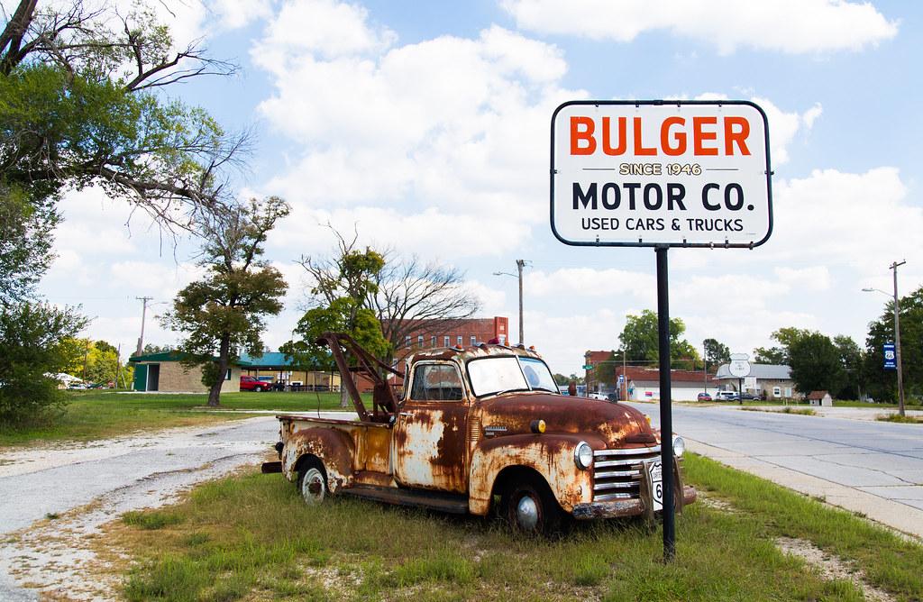 Route 66 Bulger