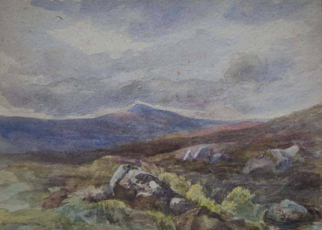 Abandoned Watercolour
