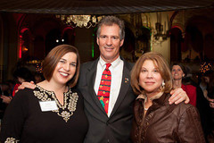 Senator Brown and DES activists