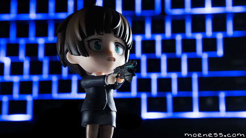 What Color? - Tsunemori Akane (Nendoroid) from Psycho Pass