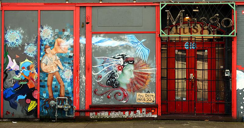 Musgo Mural