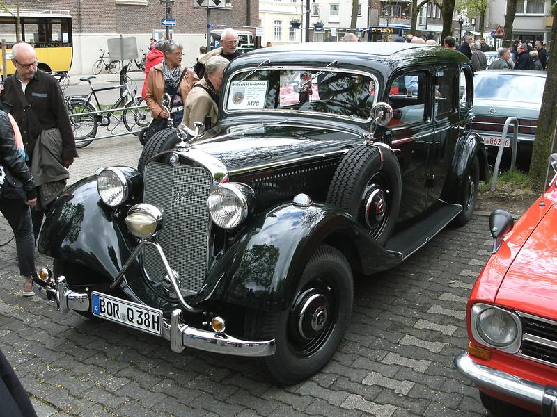 Mercedes benz 170 v 1946 for 1946 mercedes benz