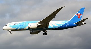China Southern Airlines Boeing 787-8 Dreamliner B-2788 Profile