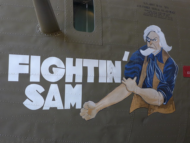 'Fightin' Sam'