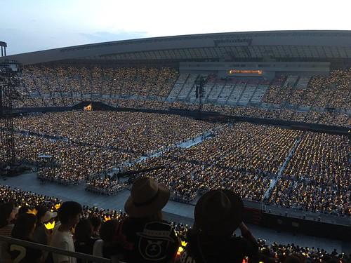 BIGBANG 10th Anniversary Concert Osaka Day 3 2016-07-31 (8)