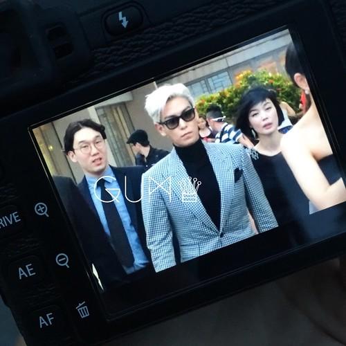 TOP - Prudential Eye Awards - 20jan2015 - 龙宝宝嫁我好不好 - 02