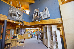 Northern Frontier Visitors Centre in Yellowknife Downtown