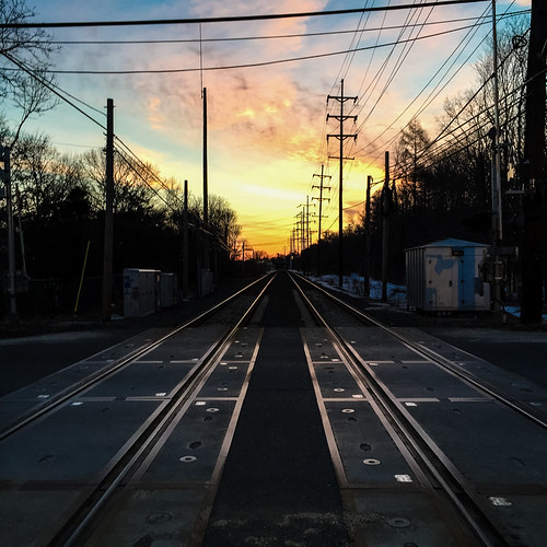 railroad sunrise railway longisland lirr longislandrailroad greatriver