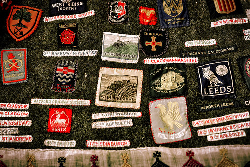 Scout camp blanket 1