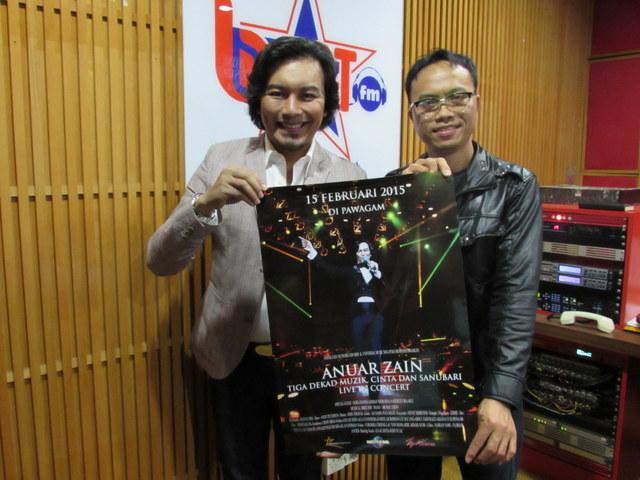 Anuar Zain Best FM