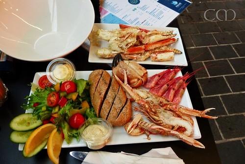 Deliciously served... So YUMMY!!!