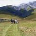 La marche - Parc national des Ecrins by Charlotte Mare