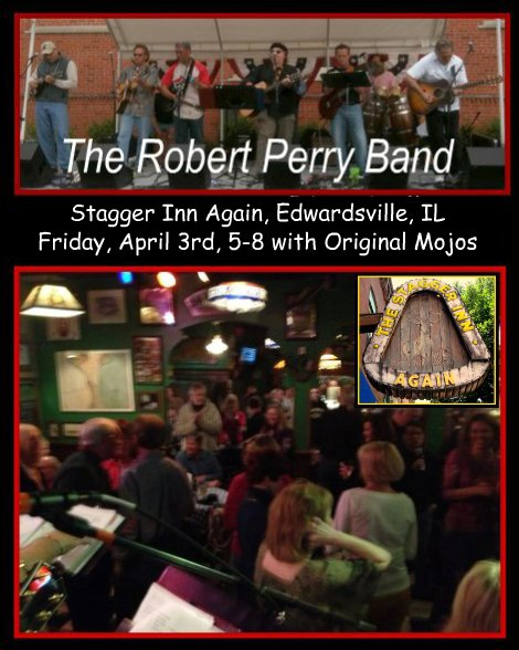 Robert Perry Band 4-3-15