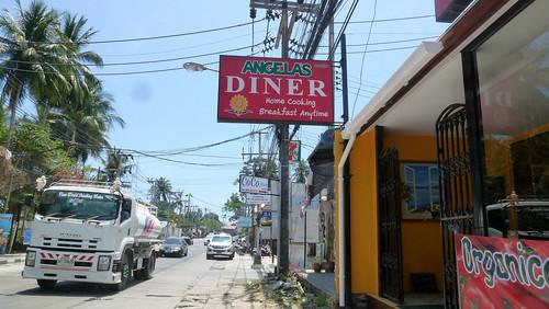 Koh Samui Angela's Diner