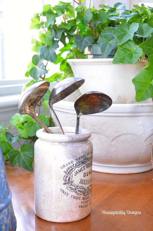 Vintage Bowls/Marmalade Jar-Housepitality Designs