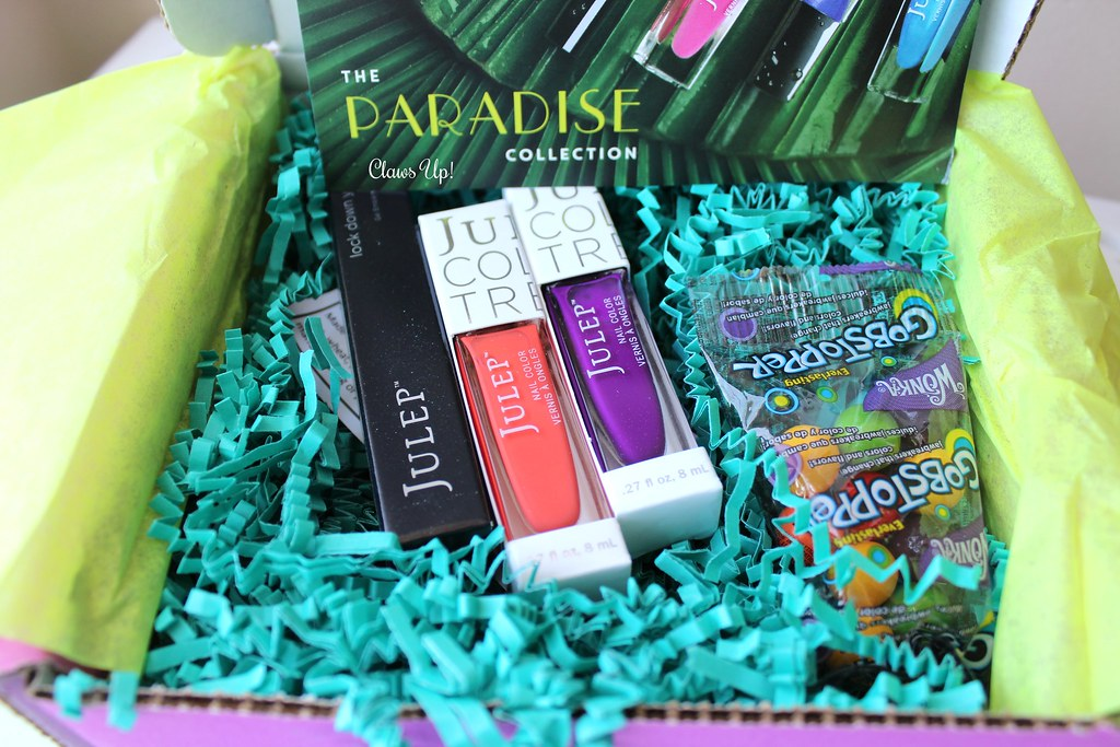 April Julep Maven Box Paradise Collection