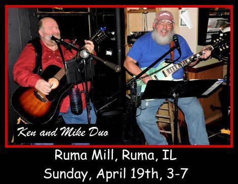 Ken and Mike Duo 4-19-15