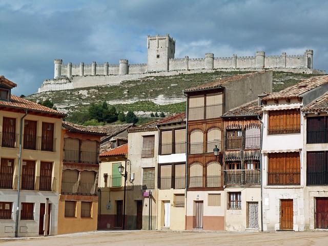 Peñafiel y su castillo