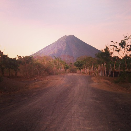 Ometepe island with Green Pathways