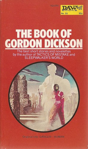 Gordon Dickson - The Book Of Gordon Dickson (DAW 1973)