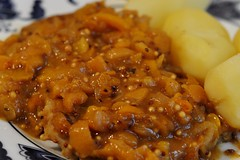 103/365 pork and apricot casserole