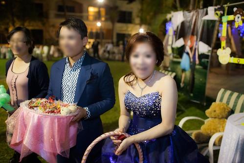 推薦婚宴場地:台南商務會館,米老鼠米奇的特殊結婚婚禮風格 (19)