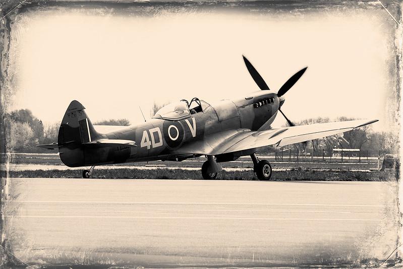 Spitfire LFXVIE